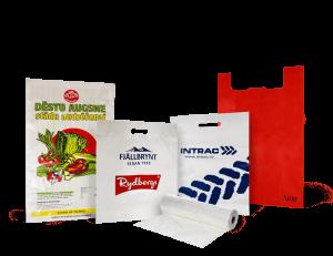Наши качественные полиэтиленовые пакеты