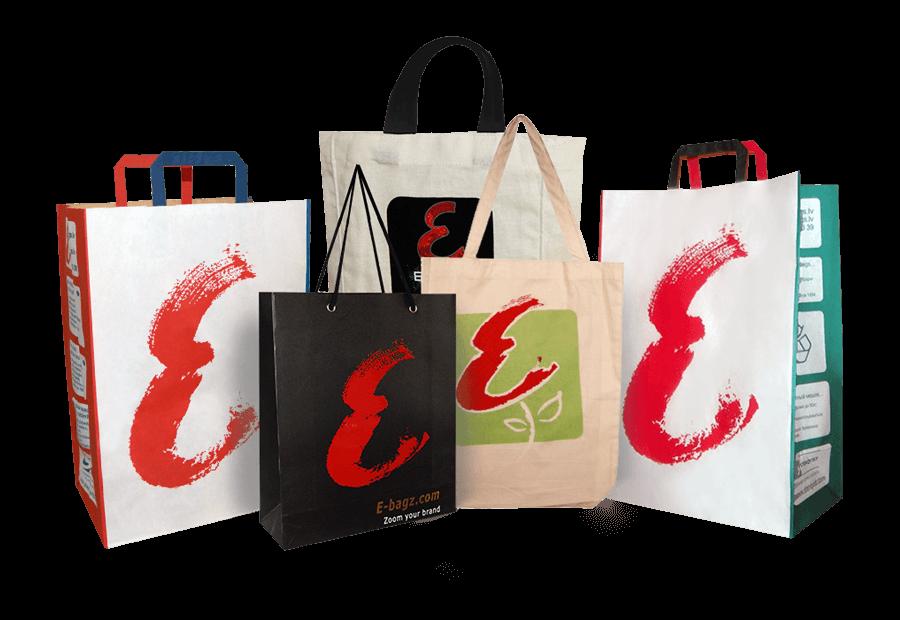E-bags brand bags